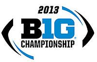 2013 Big Ten Football Championship Game logo.jpg
