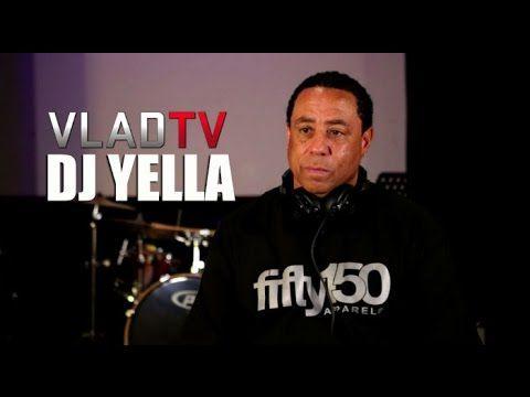 """DJ Yella: All of NWA Knew Ice Cube Won With """"No Vaseline"""" - YouTube"""