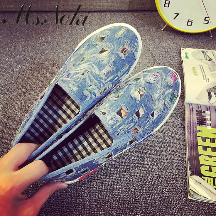 2016 soft women canvas shoes autumn summer black blue women breathable shoes flat new comfortable casual fabric slip-on shoes