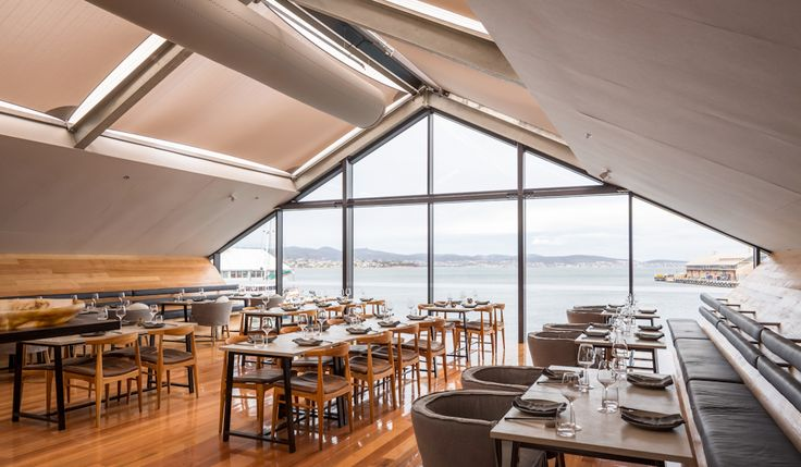 In a Brooke End Pier attic space, Aloft restaurant gives us new Hobart perspectives both outside the window and on the plate. Read the independent review
