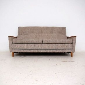 1960s teak sofa bed from retrospective interiors