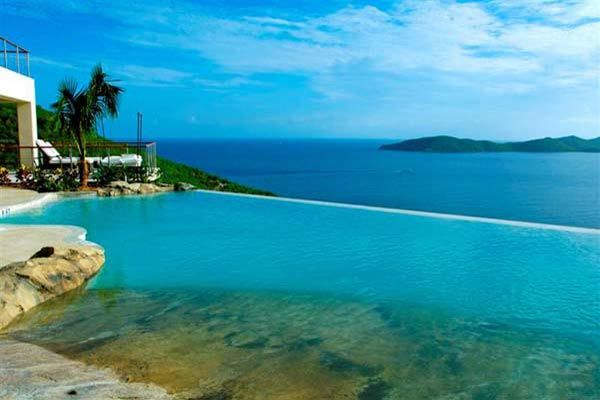 vacation rental review falcon nest peter island british virgin islands