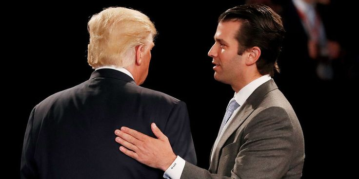 The Cost of Taking Advice from Donald Trump - Donald Trump Allegedly Gave Donald Trump Jr. Russia Advice