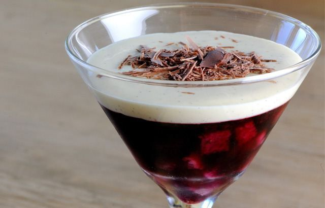 Mixed Berry Trifle Recipe by Mark Dodson