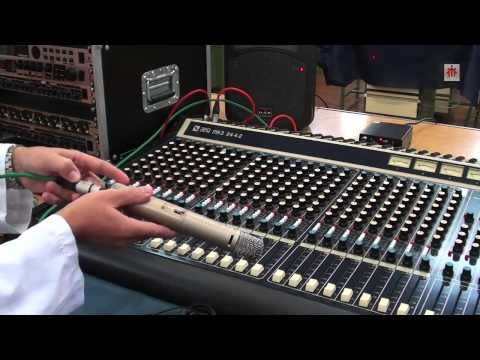 ▶ MESAS DE MEZCLAS DE AUDIO Mesa AEQ MK3 y conexión de micrófonos - YouTube
