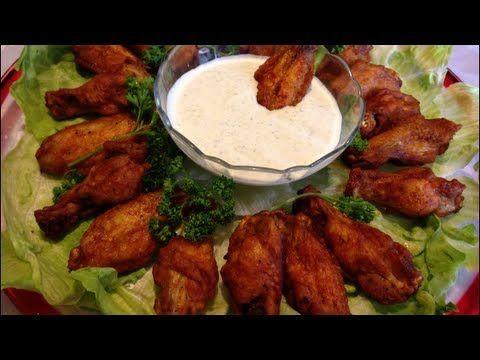 Alitas picantes [buffalo wings] receta