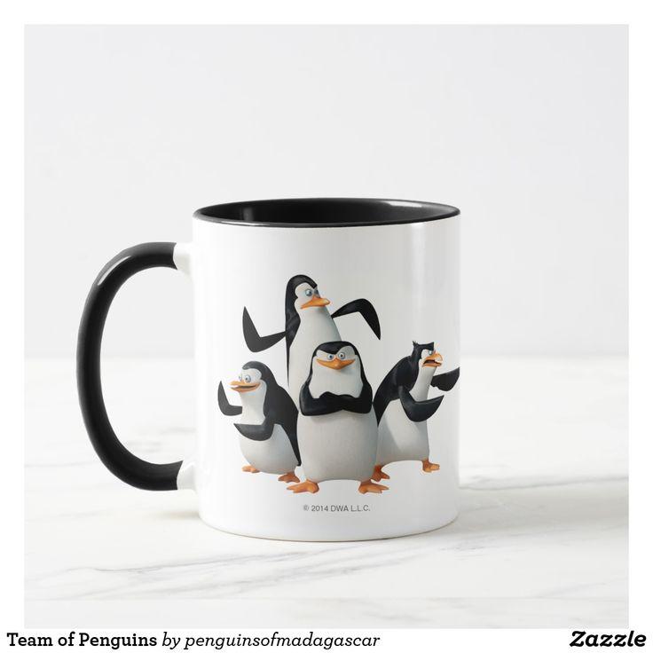 Team of Penguins