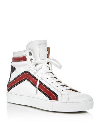 BELSTAFF Dillon High Top Sneakers. #belstaff #shoes #sneakers