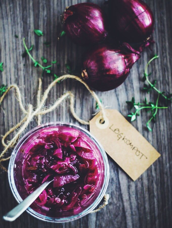 Pickled Onion with Thyme Recipe