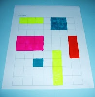 Investigating Area with Graph Paper
