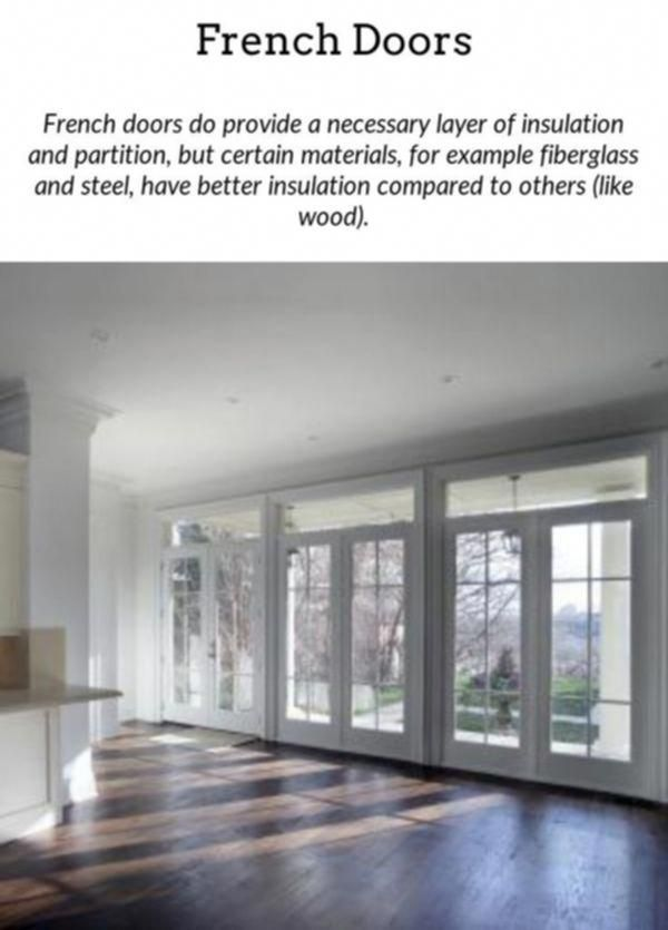 Double French Doors Exterior | Cheap Pantry Doors | Prehung Interior on