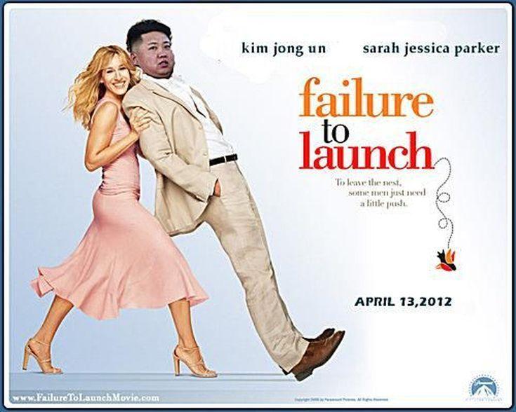 Funniest Kim Jong-un Memes: Failure to Launch