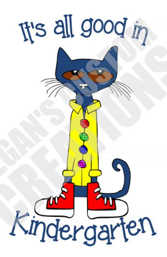 Hey I Found This Really Awesome Etsy Listing At Https Www Etsy Com Listing 772981480 Svg Png Dxf Its All Good Teacher Shirt Designs Pete The Cat School Fun