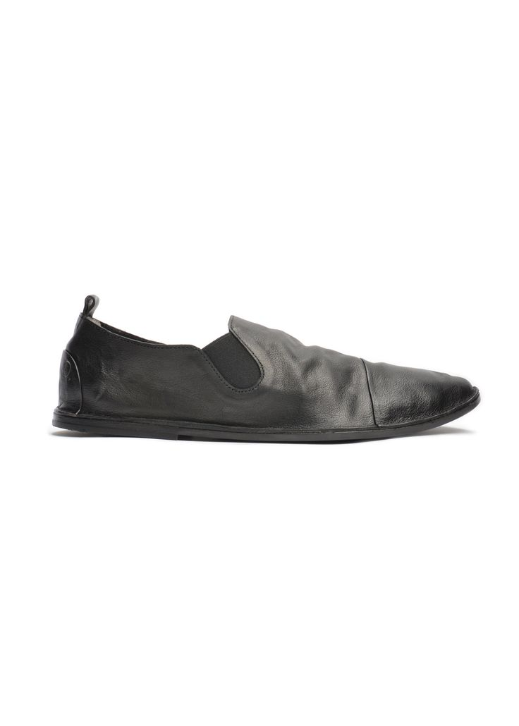 Marsèll - Spring Summer 2015 - Menswear //  Black Horse Leather Shoes