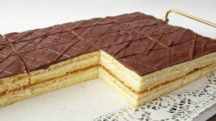 Lepšie ste nejedli: Rýchle rezy s marhuľovou marmeládou a jemnou čokoládovou polevou! – radynadzlato.sk