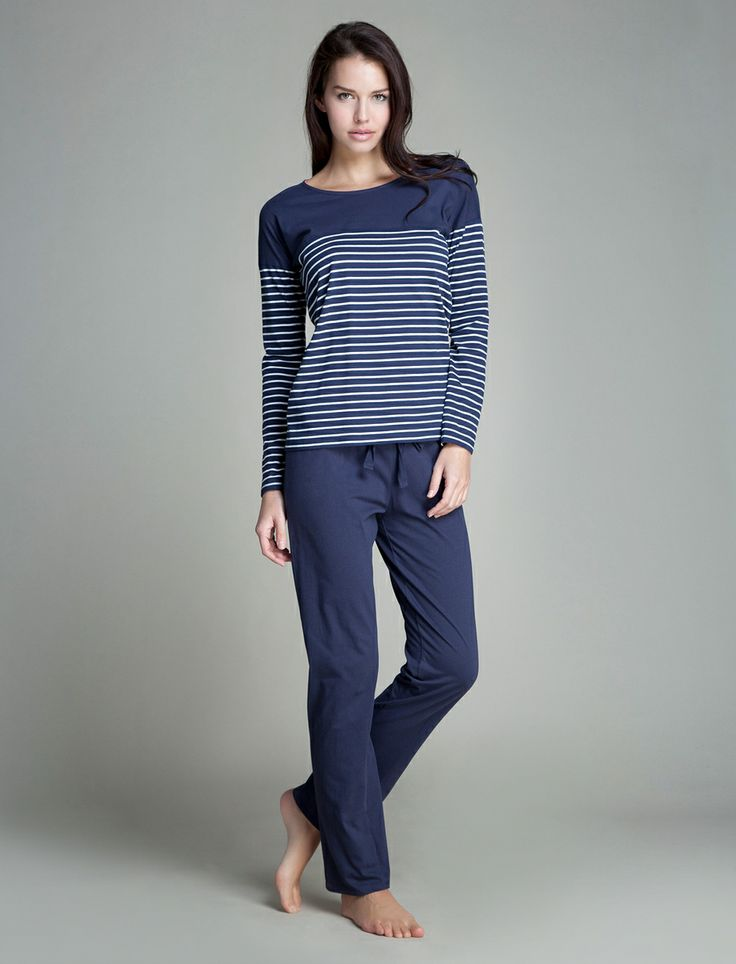 women'secret | Muy femeninas | Les petites | Pijama largo de algodón