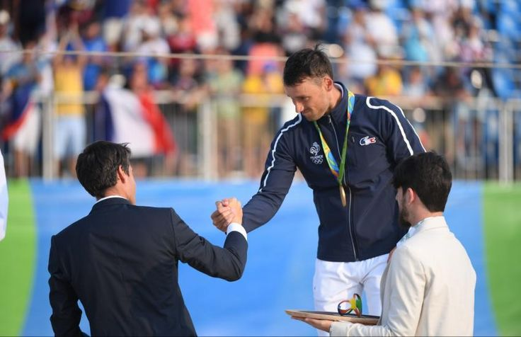 Jeux Olympiques - Les 10 photos de la journée de mardi