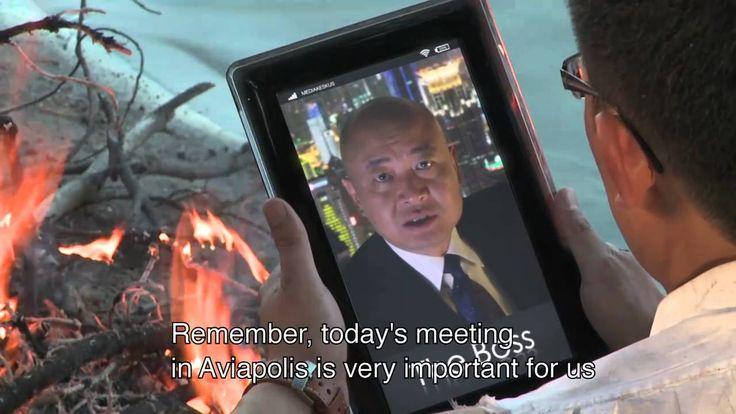 Vantaa City Presentation Film at Shanghai Expo 2010