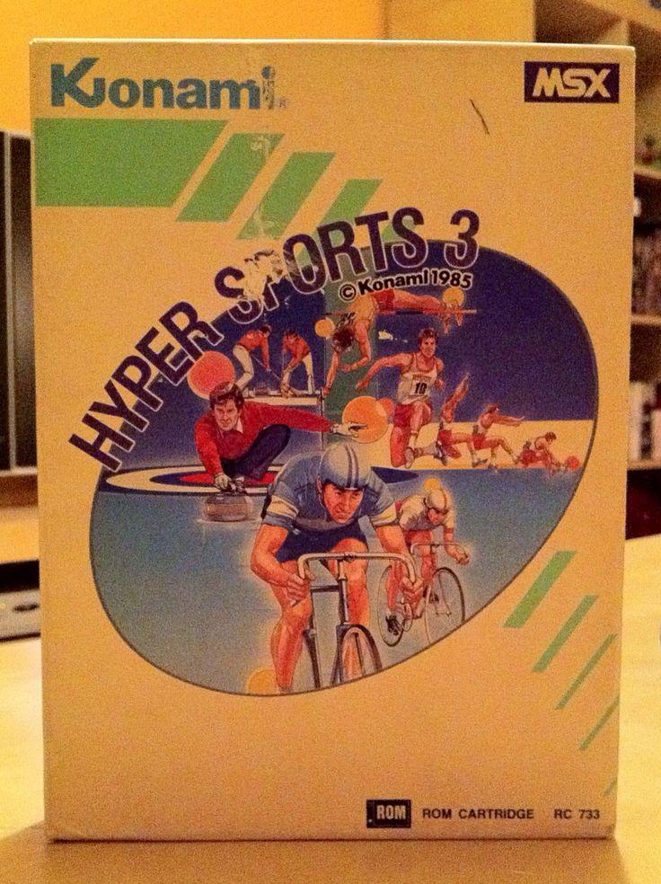 Hyper Sports 3.