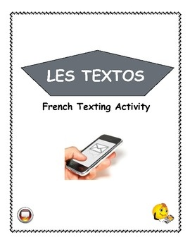 Teach parts of speech and sentence structure in your French classroom using texting.