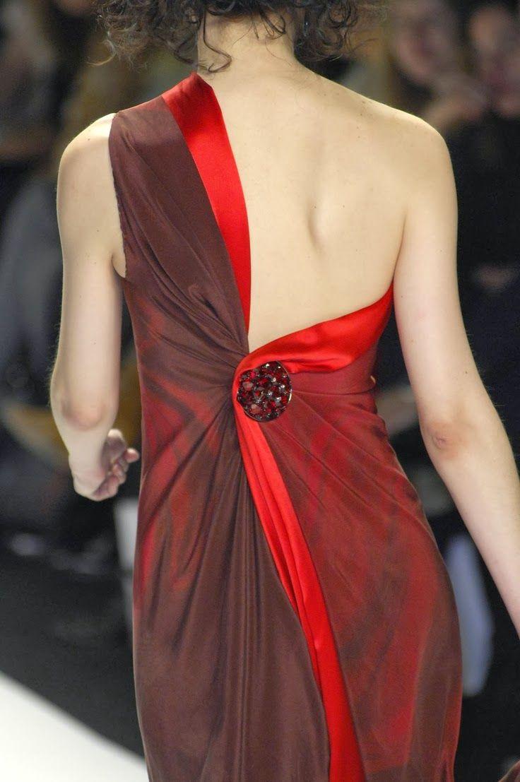 Magnificent Perfect Red Stylish Fashion Dress    jaglady