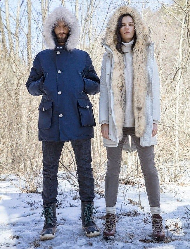 We review the Original Arctic Parka by Woolrich John Rich  Bros once worn by Alaskan Pipeline workers in collaboration with Loro Piana and The Woolmark Company.