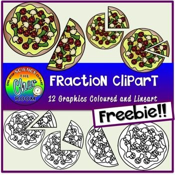 To show my sincerity and determination in making Math Clipart, this is a freebie for all of you!12 Graphics (6 coloured, 6 lineart)Full PizzaHalfOne-quarterThree-quarterOne-eighthSeven-eighthIf you liked them, please do drop me a feedback, and check out my other math sets:2D Geometry Shapes3D Solid Geometry ShapesShapes Clipart BundleStatistics ClipartCircle ClipartPrism Clipart