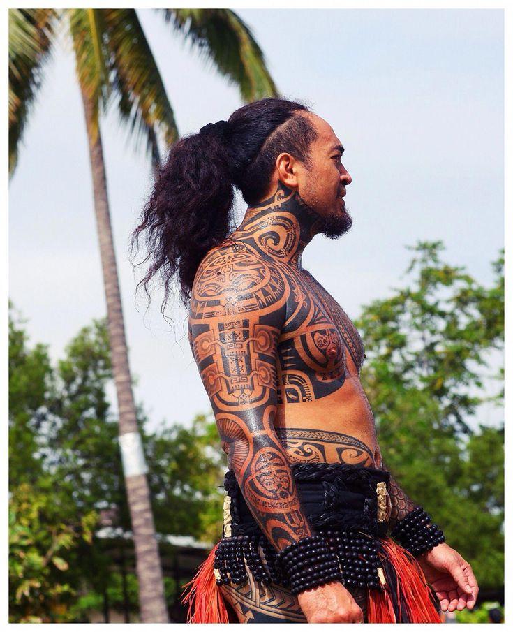 или вижу гавайские тату фото писала попытке бегства