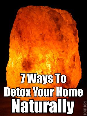 7 Surprising Ways To Detox Your Home Naturally