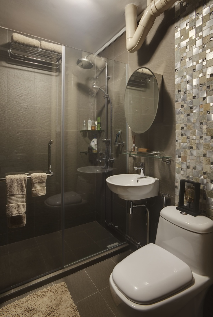 42 Best HDB Toilet Images On Pinterest Bathroom Ideas