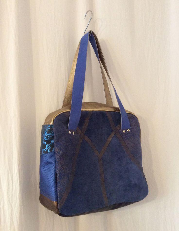 unique leather bag