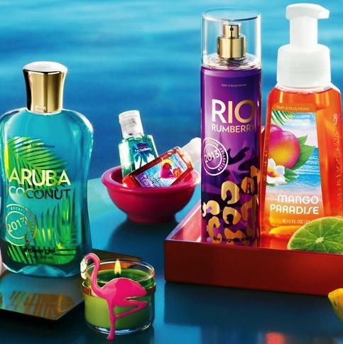 Bath and Body Works Coupon: $10 off  purchase!