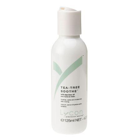 ハードワックス・ライコジェットワックスの後にお肌の保湿ケアとして塗布します。  脱毛後は肌が乾燥しやすい状態になっているので、継続的なホームケア用のボディローションとしてもお使いください。ティートゥリーオイル配合で、すっきりとした香りです。