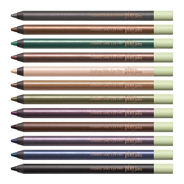 [{Beauty Endless Silky Eye Pen   Eye Liner   Pixi by Petra} Longwearing eyeliner, good on oily skin gals. $12] Bought in grey. Very nice.