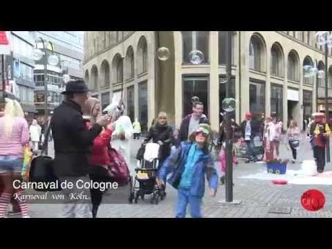 BeONWebTv au carnaval de Cologne   BeOnWebTV. Le 11 novembre, à 11 heure 11 minutes et 11 secondes, chaque année, Cologne présente son Prince Carnaval et fait débuter les festivités du Carnaval qui culmineront au mois de février.