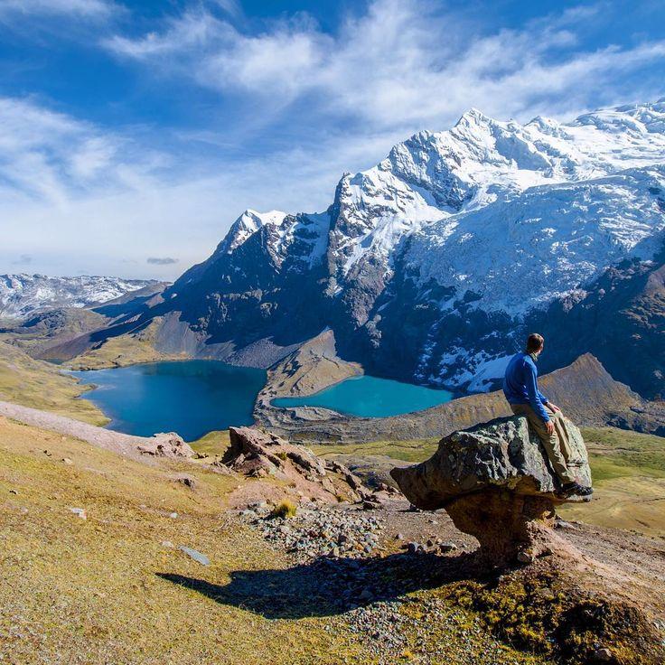 Happy Thursday! Today we're in love with the Peruvian Andes thanks to this pic by @bamorris5 #beautifullatinamerica | ¡Feliz jueves! Hoy estamos enamorados de los Andes Peruanos gracias a esta foto por Brandon Morris #latinoamericahermosa
