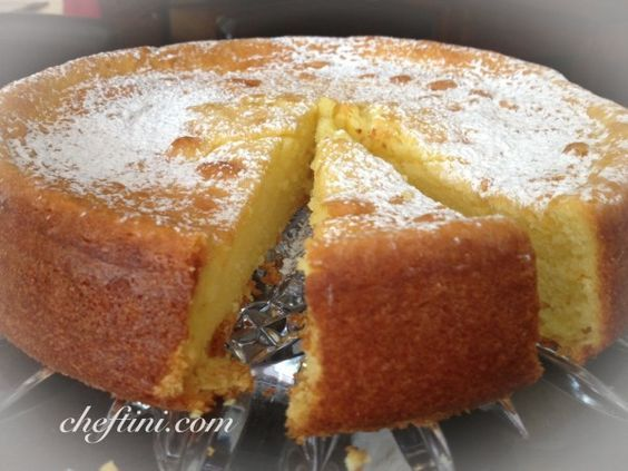 This is a lemon ricotta cake made with betty crocker super moist lemon cake mix, ricotta and ricotta cheese.
