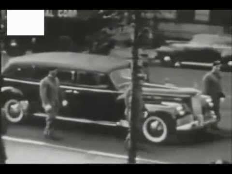 NIKOLA TESLA - Authentic video -Funeral - http://film.linke.rs/dokumentarni-filmovi/nikola-tesla-authentic-video-funeral/