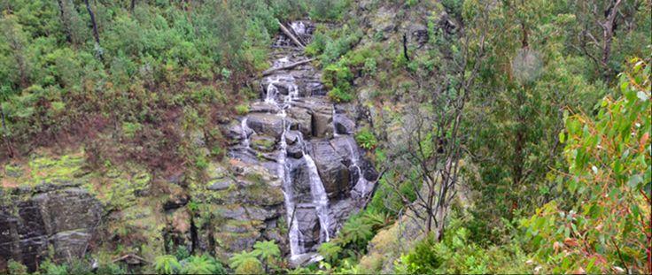 Mason Falls Kinglake 16km 4.5hrs 1.5hr drive mountain ascent