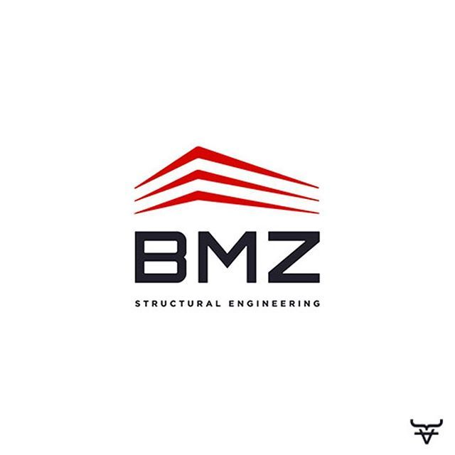 Bryson Markulin Zickmantel (BMZ) is a Vancouver structural engineering firm founded by three partners. Our logo concept entails three roof structures illustrating the engineering power of the three founding partners. The end of the three shapes are slimmer compared to the middle to define BMZ's work ethics - attentions to details.