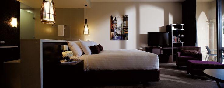 Spa Suite  #ChateauElan #Hunter Valley #TheVintage #Australia #Luxury #5Star #Hotel #Resort