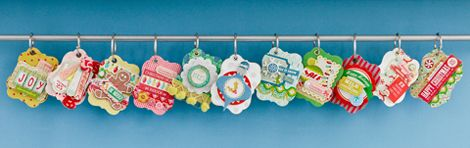 little tags/adventCrafts Ideas, Handmade Tags, Crafty, Paper Tags, Christmas, Cards Tags, Tags Boxes, Crates Paper, Sweets Tags