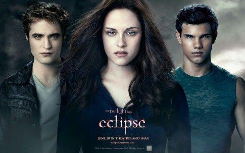 Eclipse  Edward  Bella  Jacob