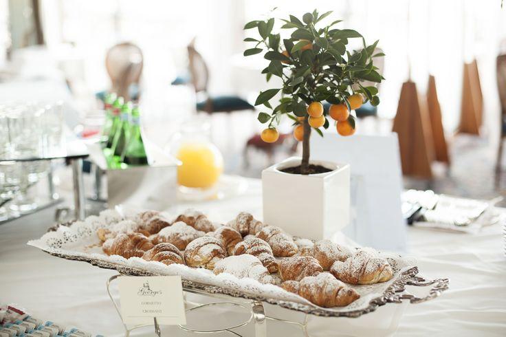 I croissant sfornati in uno degli hotel più belli di Napoli | © machi di Pace (@machidipace) - Campaniasuweb