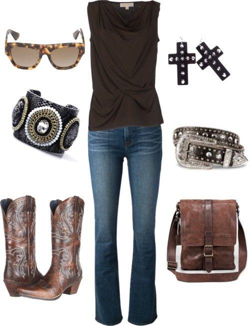What to Wear to a Miranda Lambert Concert. #miranda #mirandalambert #countryoutfitter
