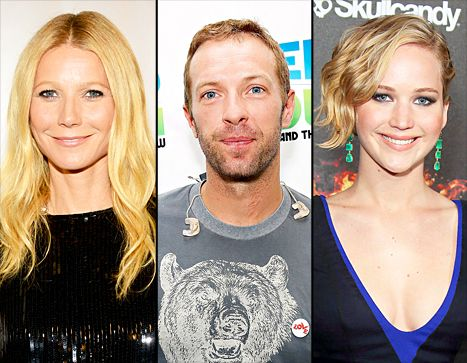 "Gwyneth Paltrow Not Mad About Chris Martin Dating Jennifer Lawrence, Thinks ""He Could Do Worse"