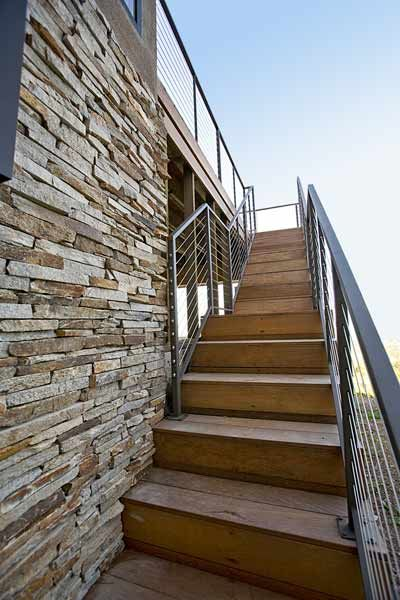all about stone veneer dry stack joint grouting virginia ledgestone nsvi exterior wall stairs