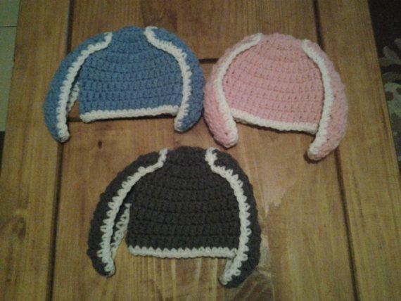 crochet bunny hatbaby boy bunny hatnewborn bunny by crochetfifi