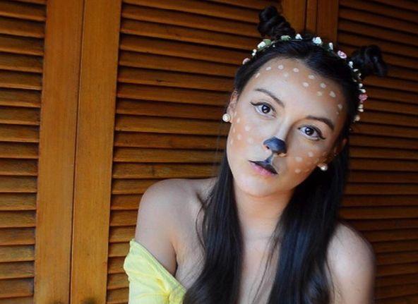 Deer Makeup!