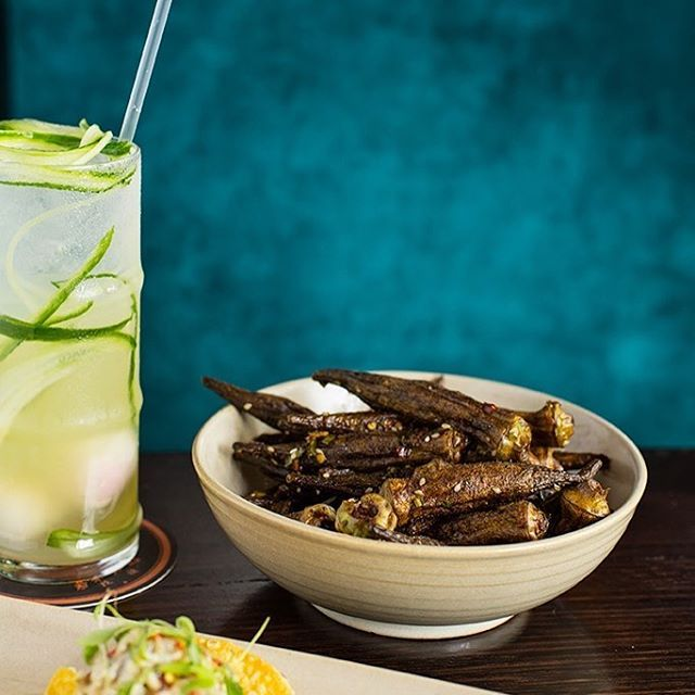 See you tonight for a little of this, a little of that, a little okra for a little snack... #chinadiner #okra #chinese #bondi #bondifood #easternsuburbs #sydneybar #sydneyfood #sydneyeats #sydneyfoodie #sydneyfoodshare #sydneyfood #bondibar #bondieats #bondifood #bondilocal